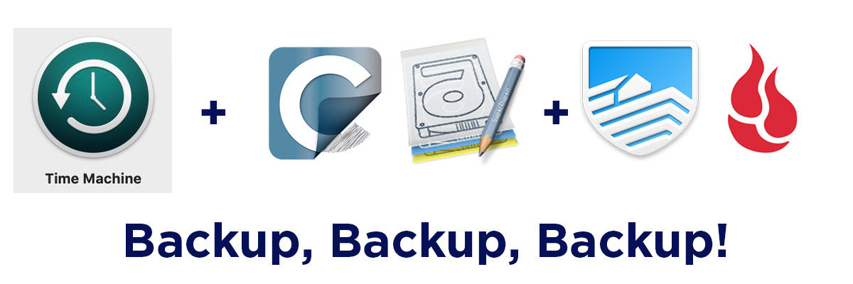 Die optimale Backup-Strategie für den Mac